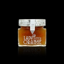 Confiture écologique d'oranges amères 305 grs