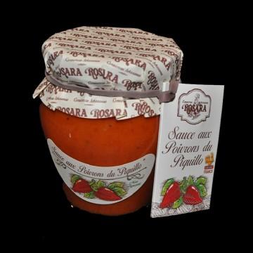 """Sauce aux poivrons """"piquillo"""""""