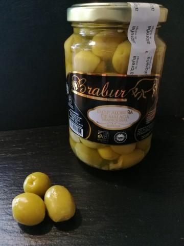 Olives DOP Aloreña