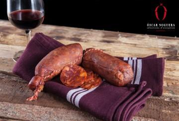 Chorizo ibérique bellota fort