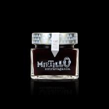 Blueberry organic marmelade 305grs