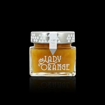 Confiture écologique d'oranges douces 305 grs