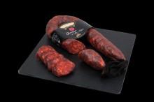 Chorizo à l'ail noir