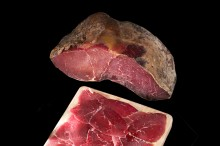 "Smoked & cured beef leg I.G.P. ""Cecina de Leon"" - 100g"