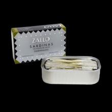 Sardines à l'huile d'olive - ZALLO