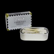 Sardinillas en aceite - Zallo