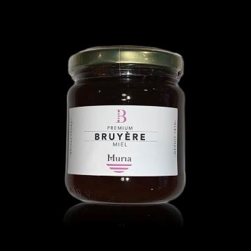 Miel de bruyère Muria - 250g