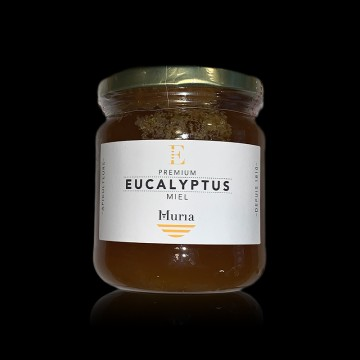 Miel d'eucalyptus Muria - 250g